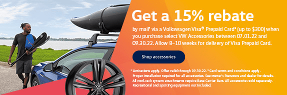 Image of details regarding 15% rebates. Click to view rebate.